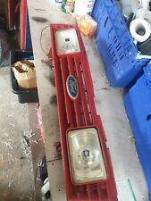 Ford Escort genuine Hella Orion XR3 XR3i Radiator Grille