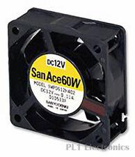 SANYO DENKI - SANACE FANS    9WP0624H4011    Axial Fan, Splash Proof, IP68, Ball