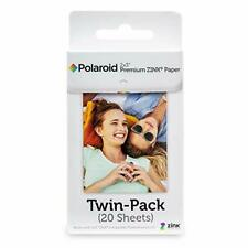20 Sheets Film Photo Paper for Polaroid Snap Touch Instant Print Digital Camera