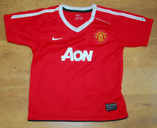 Nike Manchester United 2010/2011 home shirt (For age 24-36 mths)
