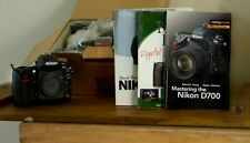Nikon D D700 12.1MP Digital SLR Camera