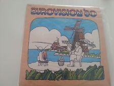 EUROVISION 1980 ISRAELI LP JOHNNY LOGAN ajda pekkan SAMIRA tomas ledin K EBSTEIN