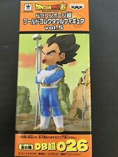 Dragon Ball Super World Collectable Figure WCF ANIME Vol.5 5 VEGETA 026