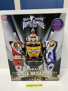 Bandai Mighty Morphin Power Rangers Legacy Ninja Megazord Brand New Sealed MMPR