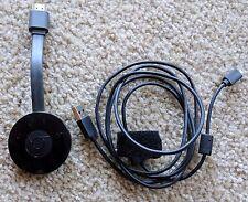 Google Chromecast Streaming Media Player (2nd Gen) NC2-6A5