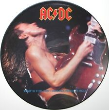 AC/DC – PICTURE DISC - That's The Way I Wanna Rock N Roll  - A9098TP - Vinyl