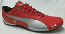 Puma Scuderia Ferrari Drift Cat 5 Red Men Walking  Shoes 13