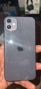 Apple iPhone 11 - 64GB - Black (Verizon) A2111 (CDMA + GSM)