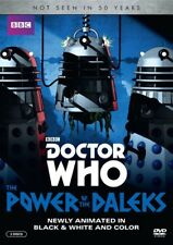 Doctor Who: Power of the Daleks [New Dvd]