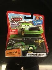 Disney Pixar Cars World of Cars Chick Hicks With Piston Cup