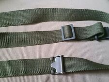usmc  military issue green gun sling