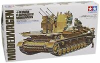Tamiya 1/35 Military Miniature Series No.101 German Army IV No. flakpanzer