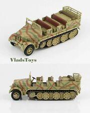 Hobby Master 1:72 German 8 Ton HalfTrack Krauss-Maffei Sd.Kfz.7 Luftwaffe HG5004