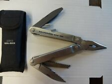 WAL-RICH GERBER MULTI PURPOSE TOOL  NEVER USED WITH  SHEATH