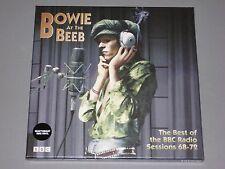 DAVID BOWIE Bowie at the Beeb BBC Radio '68-'72 180g 4LP Ltd ed Boxset