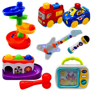 Baby Educational Toys Toddler Kids Interactive Toy Playset Learning Activity Set