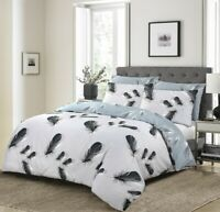 Duvet Cover Set Designer Bedding Bed Set 100% Cotton 200TC Double Super King