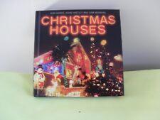 CHRISTMAS HOUSES HARDBACK BOOK, BRAND NEW