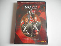 DVD NEUF - NORD ET SUD - DVD 5 - ZONE 2