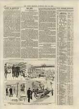 1892 Commons visita Portsmouth HMS Royal Sovereign la schiavitù nel Queensland