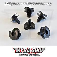 15x Clip de Revêtement Porte Fixation pour Opel Ford Daewoo 2240587 Neuf