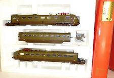 FS ETR 209 UNIDAD DE TRAN eléctrica Breda RIVAROSSI 5302 H0 1:87 emb.orig å