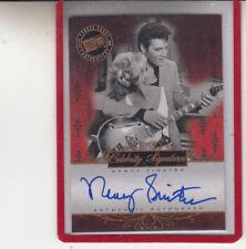 """2008 Presse Pass Elvis von der Zahlen Nancy Sinatra Speedway """"""""Autogramm Auto"""