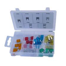 Kfz Elektrik Sicherungen Flachstecksicherung Mini 40tlg.+Aufbewahrungsbox