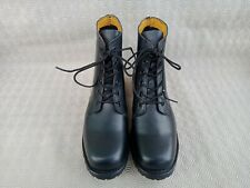 Frye Veronica roccia black combat boot women's size 10 M US made in USA
