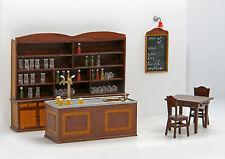 Plus Model Pub Kneipe Bar Diorama Resin Model Kit 1:35 Art 346