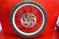 CERCHIO RUOTA ANTERIORE KTM 125 SX 2 TEMPI 1998 1999