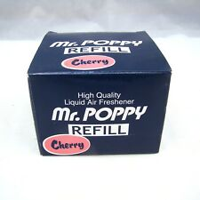 "Diax MR. POPPY Refill for Air Freshener (DX-10MR) ""CHERRY"" 100 ml NEW NIB"