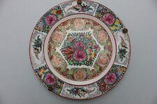 PORCELLANA piatto con smalto pittura, Giappone, ben 19. secolo