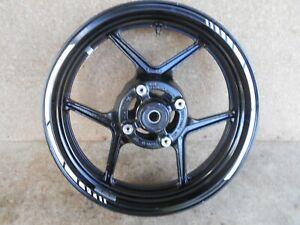 Rear Back Wheel 41073-0146-QT - Kawasaki ER6 F N EX 650 ER 650 ABS