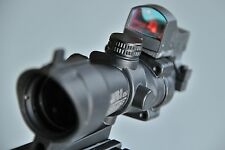 ACOG 4X32 Scope with  Red Dot Sight Doctor