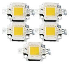 10Watt 900LM High Power 10W Pure White/ Warm White LED Lamp Light Bulbs 1-10PCS