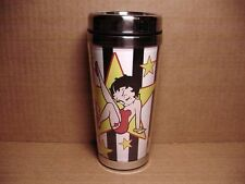 Betty Boop Tumbler Double Insulated Star Design W20186