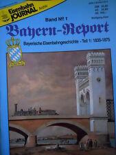 Eisenbahn Journal BAYERN REPORT Band n°1 - Tr.22