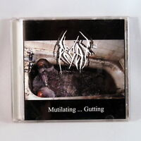 DECAY - Mutilating... Gutting (CD Obliteration Records) NEW