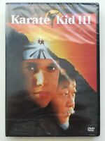 Karate Kid 3 DVD NEUF SOUS BLISTER Ralph Macchio, Pat Morita