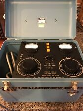 Aircraft Nose gear Steering Amplifier Test Set 712-1 Ray Electronics Plane