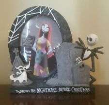 DISNEY NIGHTMARE BEFORE CHRISTMAS JACK SKELLINGTON PHOTO PICTURE SET FRAMES RARE