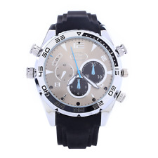 Spy Wrist DV Waterproof  Watch 16GB Video IR Night Vision HD 1080P Hidden Camera