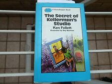 the secret of Kellerman's studio Ken Follett 1976