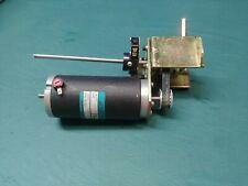 melco emc 10/4 embroidery machine wiper trimmer motor electro-craft