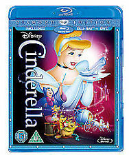 Cinderella Diamond Edition [Blu-ray] [2012] [Region Free] New