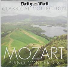 MOZART: PIANO CONCERTOS 20 & 24 + PIANO SONATA, K545 / BARENBOIM - PROMO CD 2013