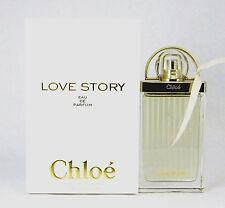 Chloe Love Story Eau de Parfum Spray 2.5 oz./ 75 ml.Brand new. Sealed Box.