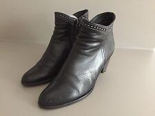 Maripé »Veloursleder« Stiefelette, schwarz, EURO-Größen, schwarz