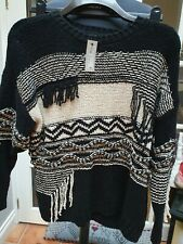 LADIES WINTER JUMPER. BNWT. RIVER ISLAND. SMALL